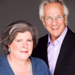 Pam McAllister and Jim Lord, Founders